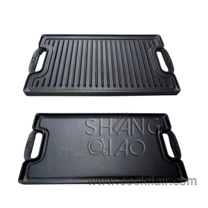 Cast Iron Grill Griddle