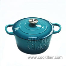 Enameled Cast Iron Casserole