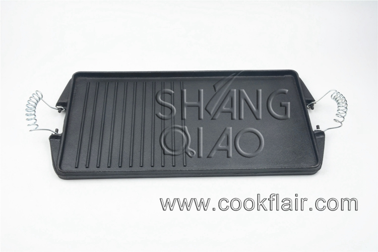 Reversible Cast Iron Griddle