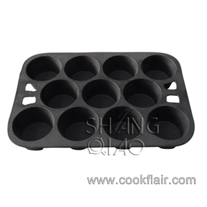 Cast Iron Mini Muffin Pan